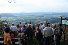 2006 - Wanderung im Erzgebirge